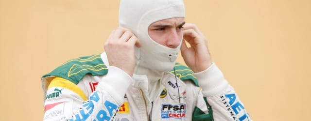 Jules Bianchi - Photo Credit: GP2 Media Service