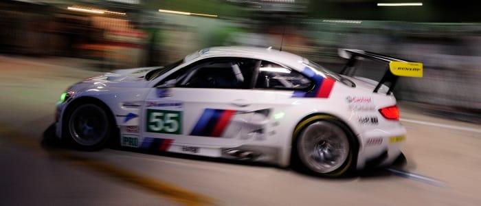 BMW Motorsport - Photo Credit: BMW AG