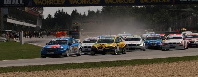 WTCC Brno - Photo Credit: fiawtcc.com
