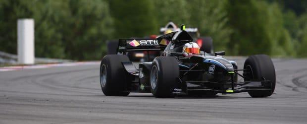 Samuele Buttarelli - Photo Credit: Auto GP