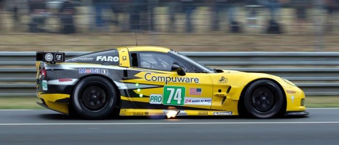 Corvette Racing - Photo Credit: Richard Prince/GM Racing Photo