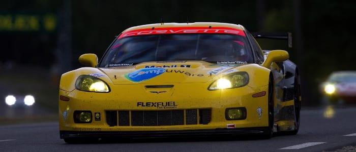 Corvette Racing - Photo Credit: GM Racing Photo