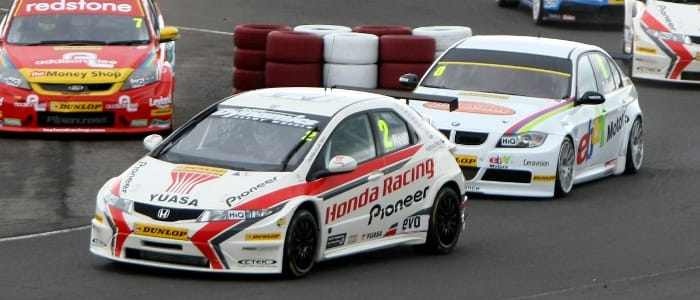Matt Neal - Photo Credit: btcc.net