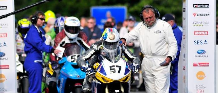 Dan Cooper, Senior TT