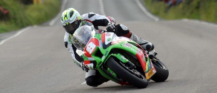 Michael Dunlop - Photo Credit: Isle of Man TT
