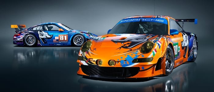 Flying Lizard Motorsports - Photo Credit: Bob Chapman, Autosport Image