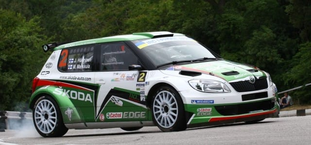 Juho Hanninen scored his second win of the Intercontinental Rally Challenge season with victory on the Prime Yalta Rally in Ukraine, a new event to the calendar. A ten second penalty...