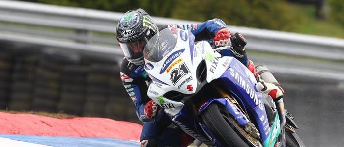 John Hopkins - Photo Credit: Suzuki Racing