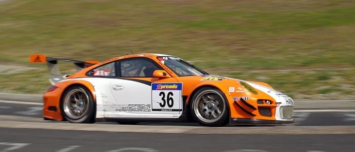 Porsche 911 GT3 R Hybrid - Photo Credit: Porsche