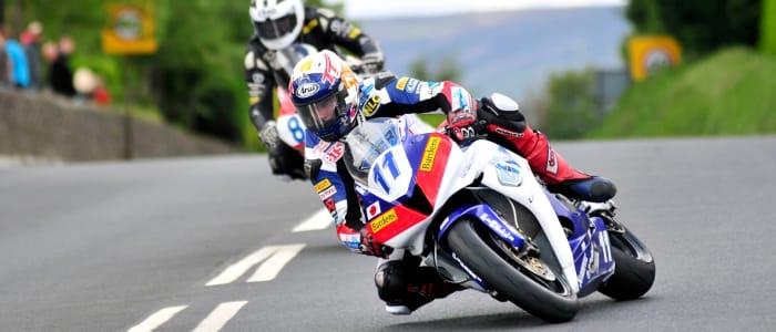 Gary Johnson - Photo Credit: Isle of Man TT