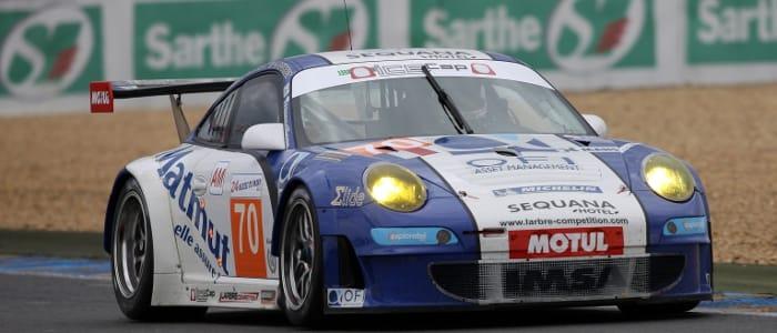Larbre Competition Porsche - Photo Credit: Porsche AG
