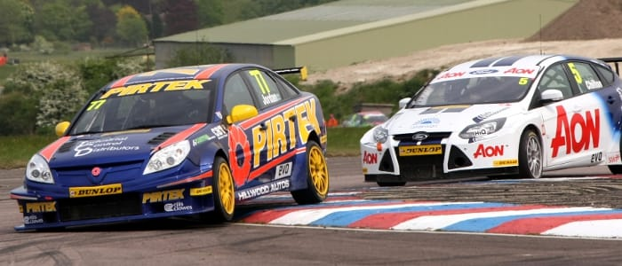 Andrew Jordan - Photo Credit: btcc.net
