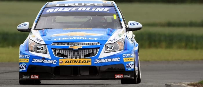 Jason Plato - Photo Credit: btcc.net