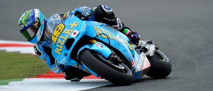 Alvaro Bautista - Photo Credit: Suzuki Racing