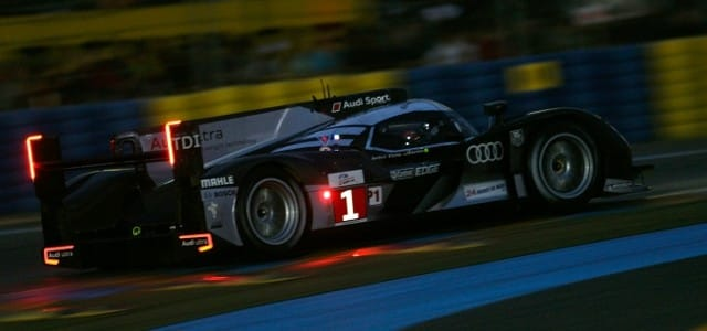 Mike Rockenfeller has walked away from a high speed crash which saw his Audi collide head-on with the barriers after clipping another car. With the earlier accident of team-mate Allan...