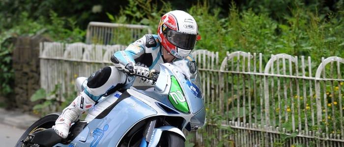 Michael Rutter, Segway Racing - Photo Credit: Isle of Man TT
