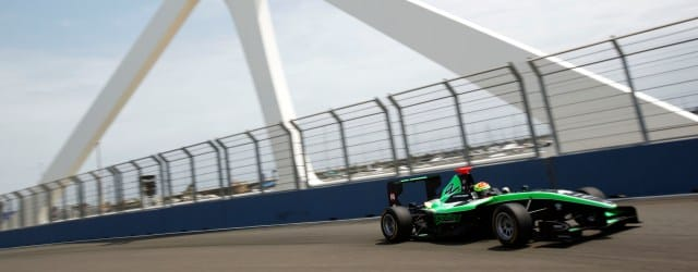 Alexander Sims - Photo Credit: GP3 Media Service