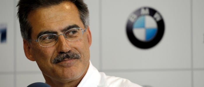 Mario Theissen - Photo Credit: BMW AG