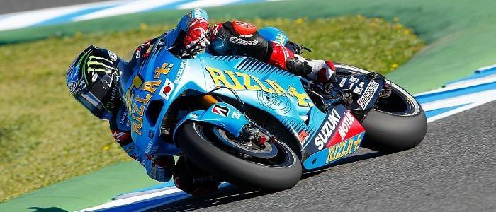 John Hopkins in action at Jerez - Photo Credit: MotoGP.com