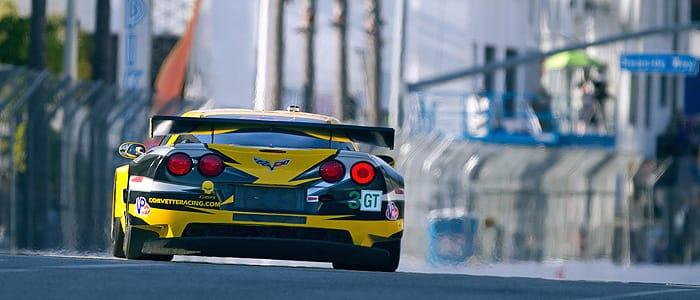 Corvette Racing in action - Photo Credit: Richard Prince/GM Racing Photo