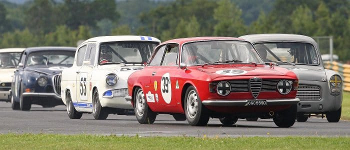 Croft Preparing For Nostalgia Weekend Historic Racing