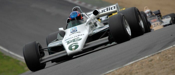 Williams FW 08-3 Copywrite Chris Gurton Photography