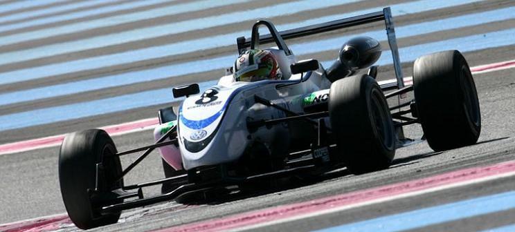 Antonio Felix da Costa (POR) - Photo Credit: Formula3.co