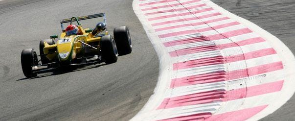 Felipe Nasr found himself victorious in Round 18 of the British F3 Paul Ricard weekend after a fantastic battle with Kevin Magnussen and Antonio Felix Da Costa ended in tears at the...
