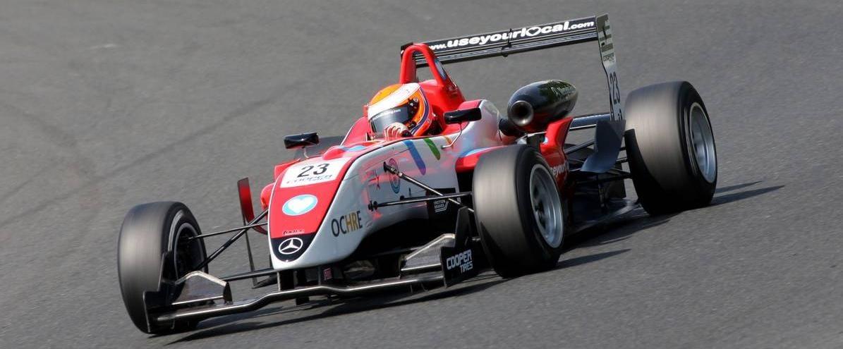 Harry Tincknell (GBR) Fortec Motorsport - Photo Credit: Formula3.co