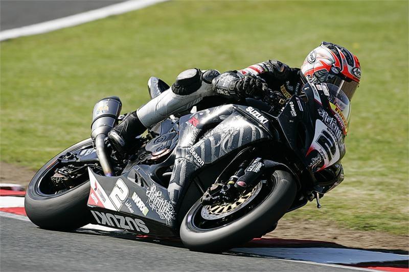 Josh Brookes - Photo Credit - Suzuki Racing