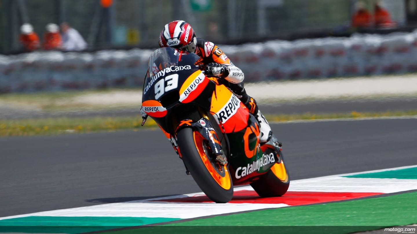 Marc Marquez at Mugello - Photo Credit: MotoGP.com