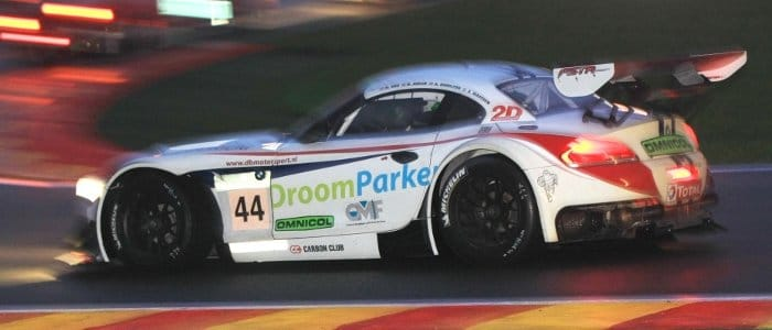 Archie Hamilton, DB Motorsport - Photo Credit: Jakob Ebrey Photography