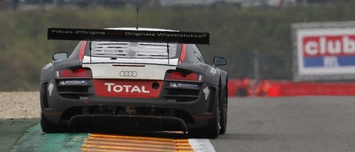Belgian Audi Club R8 LMS - Photo Credit: VIMAGES/Fabre
