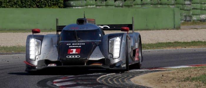 Audi R18, Imola - Photo Credit: Audi Motorsport