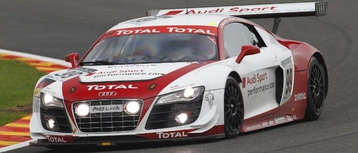 Audi R8 LMS - Photo Credit: V-IMAGES/Fabre