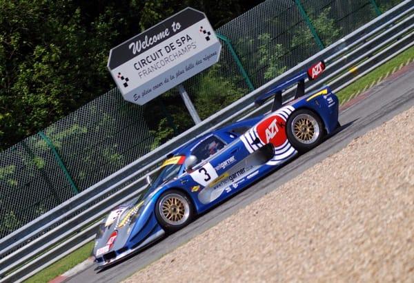 Azteca Motorsport - (Photo Credit: Karl Bowdrey)