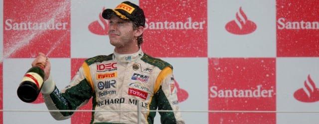 Jules Bianchi - Photo Credit: Alastair Staley/GP2 Media Service