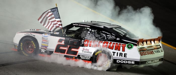 Brad Keselowski, Nationwide Series - Photo Credit: Jared C. Tiltion/Getty Images for NASCAR