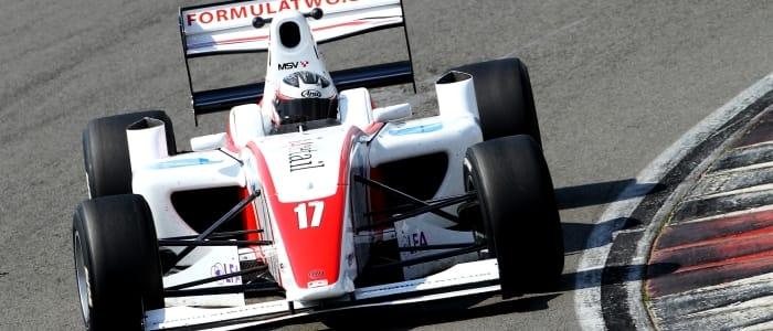 Will Bratt - Photo Credit: FIA Formula Two Championship
