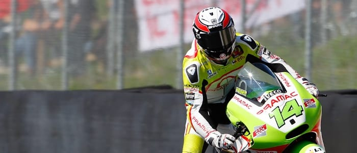 Randy de Puniet - Photo Credit: motogp.com