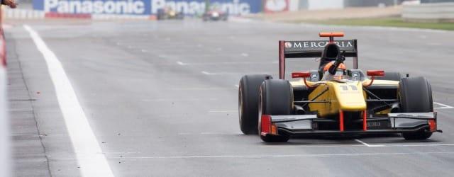 Romain Grosjean - Photo Credit: Alastair Staley/GP2 Media Service