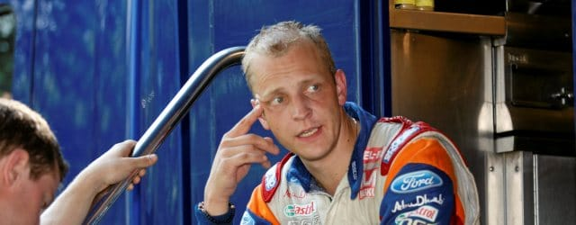 Mikko Hirvonen - Photo Credit: worldrallypics.com