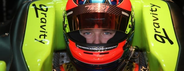 Young Estonian prospect Kevin Korjus will race in Auto GP this weekend at Oschersleben when he stands in for Rio Haryanto at the DAMS team. Haryanto will be contesting the...
