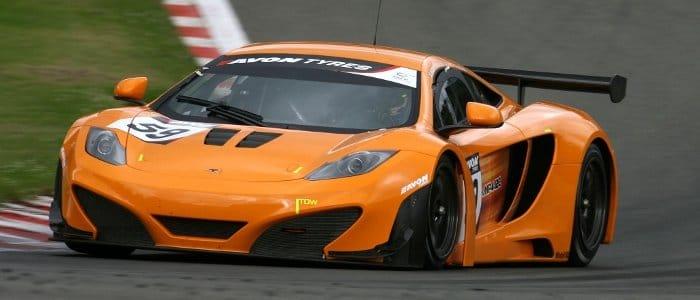 McLaren MP4-12C GT3 - Photo Credit: Jakob Ebrey Photography
