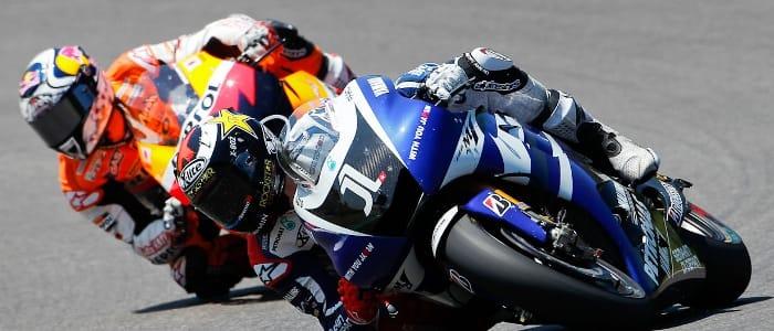 Jorge Lorenzo, Andrea Dovizioso - Photo Credit: motogp.com