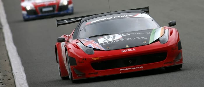 MTECH Ferrari 458 GT3 - Photo Credit: Jakob Ebrey Photography