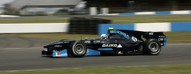 Fabio Onidi - Photo Credit: Auto GP