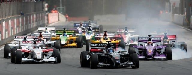 Superleague Formula Zolder - Photo Credit: Superleague Formula