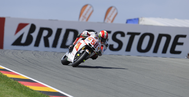 Marco Simoncelli - Photo Credit: Bridgestone Motorsport
