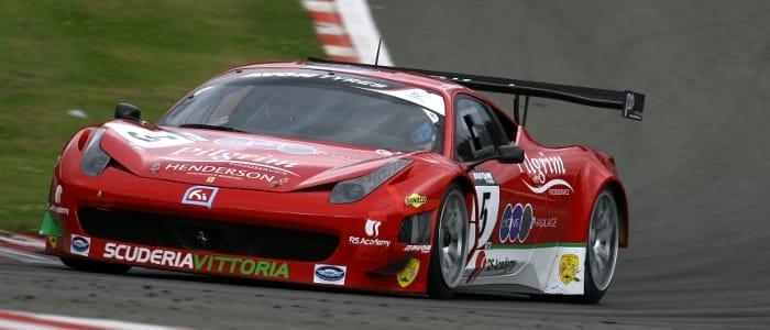 Scuderia Vittoria Ferrari - Photo Credit: Jakob Ebrey Photography
